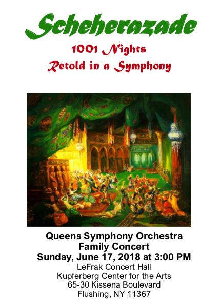 Concert Program Cover